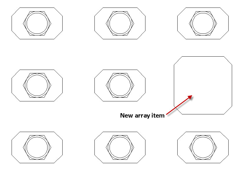 AutoCAD 2012 Quick Tip – Using the new ARRAY command | CADFMconsultants
