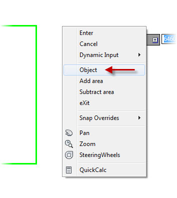 Autocad 2012 Quick Tip Measuring Areas Autocad Part