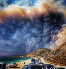 Pacific Coast Highway - Camp Fire 2018